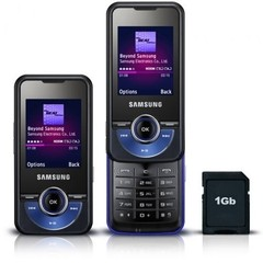 Samsung M2710 - 2mp Mp3 Player Novo, Desbloqueado