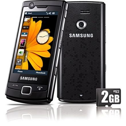 CELULAR Samsung Omnia Lite Gt-b7300b Mp3 Radio 3 mpx, Windows Mobile 6.1, Gps, Wi-fi, mp3 player, radio, video conferência, bluetooth na internet