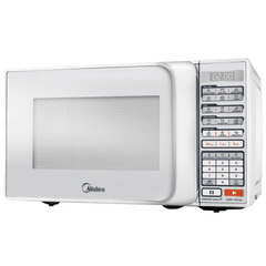 Forno de micro-ondas Midea MTAS2 com Display digital e Menu CHEF - 20 L