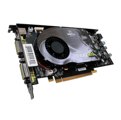 Placa De Vídeo  Xfx Geforce 8800gs 384mb Ddr3