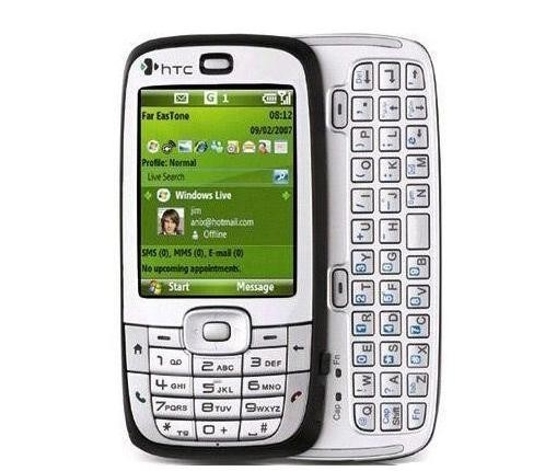 Smartphone HTC S711 cam 2.0 mp, Bluetooth, MP3 Player, InternetWi-Fi, Windows Mobile