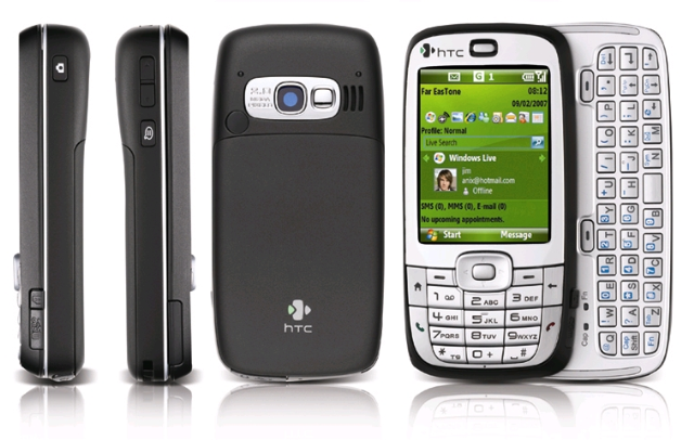 Smartphone HTC S711 cam 2.0 mp, Bluetooth, MP3 Player, InternetWi-Fi, Windows Mobile - comprar online