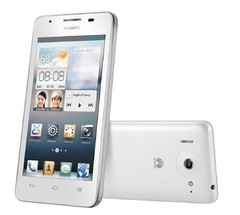 SMARTPHONE HUAWEI ASCEND G510 U8951D DUAL branco, ANDROID 4.1, DUAL-CORE 1.2 GHZ, FOTO 5 MPX, MP3 PLAYER, RADIO, VIDEO CONFERÊNCIA, BLUETOOTH