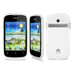 Huawei Ascend Y210 branco, Android 2.3, Câmera 2 MP, Bluetooth, Wi-Fi E MP3