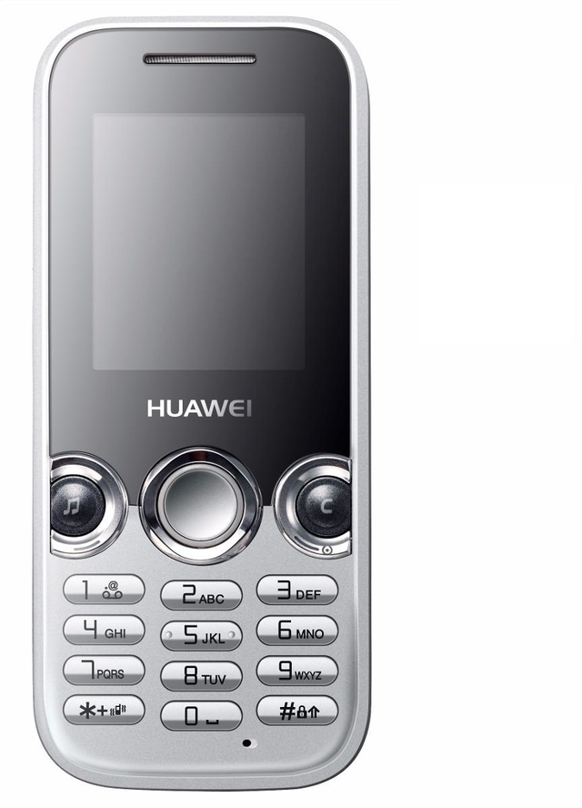 CELULAR Huawei U2800 - Desbloqueado, Mp3 Player, GPRS
