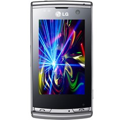 CELULAR LG GT810 3G C/ WI-FI, GPS E WINDOWS MOBILE E OFFICE
