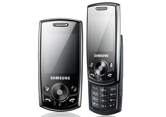 CELULAR SAMSUNG SGH-J700i, QUADRI-BAND, 1.3MP, BLUETOOTH, RADIO FM COM GRAVADOR