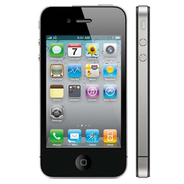 iPhone 4S Apple 8GB com Câmera 8MP, Touch Screen, 3G, GPS, MP3, Bluetooth e Wi-Fi - PRETO na internet