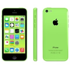 "iPhone 5c Apple 8GB  VERDE com Tela de 4"", iOS7, Câmera 8MP, Touch Screen, Wi-Fi, 3G/4G, GPS, MP3 e Bluetooth - comprar online"
