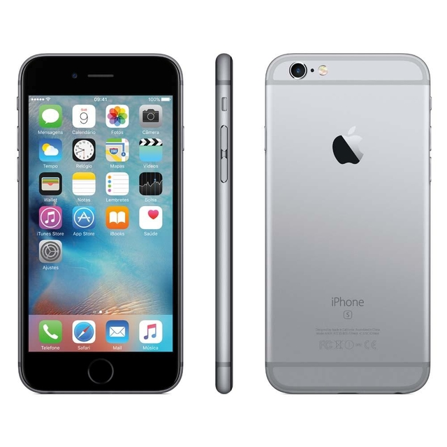 iPhone 6s Apple com Tela 4,7