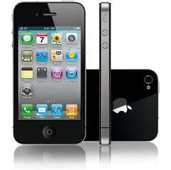IPHONE 4S APPLE 32GB COM CÂMERA 8MP, TOUCH SCREEN, 3G, GPS, MP3, BLUETOOTH E WI-FI - PRETO
