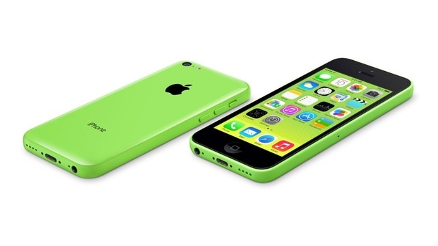 iPhone 5c Apple 8GB  VERDE com Tela de 4