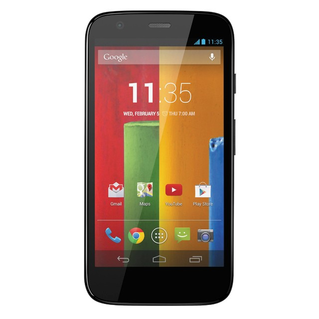 Motorola Moto E DTV Colors XT-1025 Preto, Dual Chip, TV Digital, Android 4.4, Proc Dual Core, tela 4.3