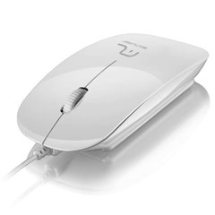 Mouse Multilaser Colors Slim Ice USB - MO168