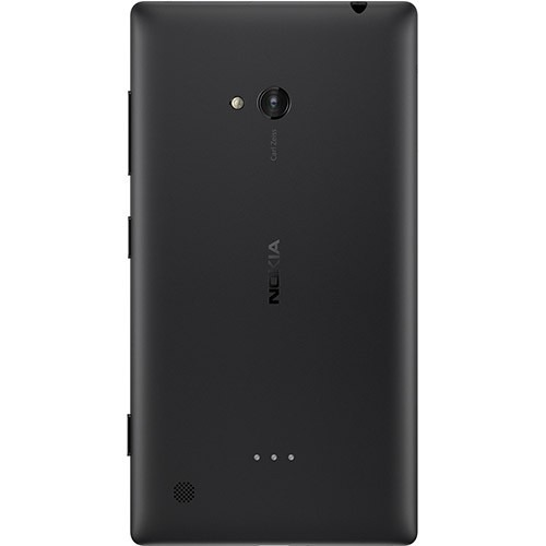 NOKIA LUMIA 720 PRETO 8GB WIFI GPS DUAL CORE CAM 6.7MP 4.3 - infotecline