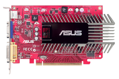 Placa Video Asus Eah3450/htp/512/m/a 512mb 64bits Pci-e 2.0