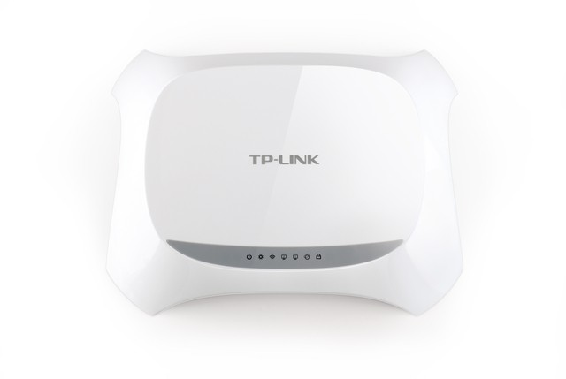 Roteador Wireless 150Mbps TL-WR720N - TP-Link BRANCO na internet