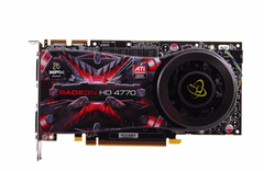Placa De Video Ati Radeon Hd 4770 512mb Gddr5 128bit Xfx