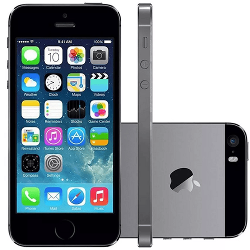 IPHONE 5S APPLE COM 16GB, TELA 4
