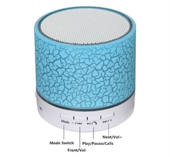 S90U Mini Protable Crackle Speaker Bluetooth sem fio Subwoofer LED Flash Celular tablet PC TF S02U S03U S05U S06U S07U