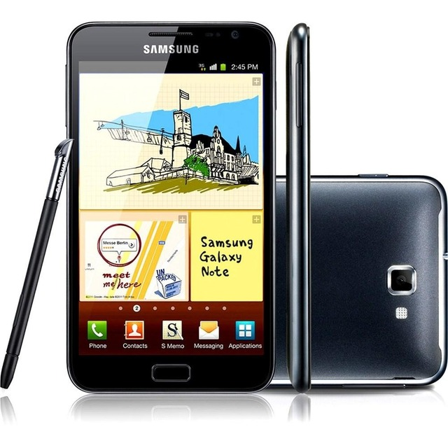 SAMSUNG GALAXY NOTE N7000 1.4GHZ TELA 5.3