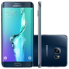 Smartphone Samsung Galaxy S6 Edge Plus, G928 Desbloqueado, 32gb, Camera 16mp, Tela 5.7 Preto