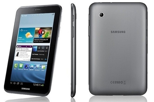 Tablet Samsung Galaxy P6200 com Android 3.2 Wi-Fi e 3G Tela 7'' Touchscreen e Memória Interna 16GB na internet