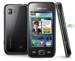 "SAMSUNG WAVE 525 GT-S5250 LCD 3.2"", FULL TOUCH SCREEN, CAM 3.2, GPS QUAD-BAND"