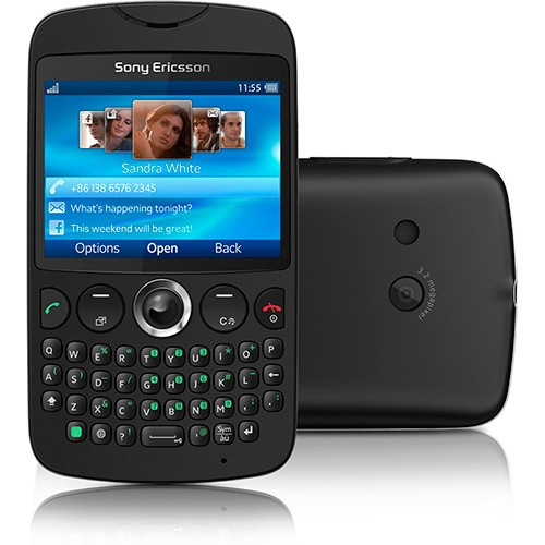 CELULAR SONY ERICSSON TXT CK13 ,  WiFi, Bluetooth, RADIO CAM 3.1 MP
