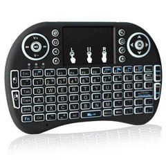 Teclado E Mouse Mini Touchpad Computador Pc Xbox Ps3 Usb Tv Android Iptv Smartv - comprar online