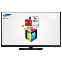 "Smart TV LED 48"" HD Samsung UN48H4203 com Conversor Digital, Função Futebol, ConnectShare Movie, Entradas HDMI e USB e Wi-Fi"