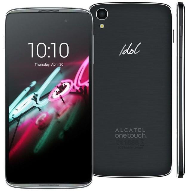 Smartphone Alcatel  Idol3 OT-6039 Dual Chip Android 5.1 Tela 4,7