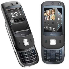 Smartphone HTC P5530 Touch Dual Neon c/ Câmera 2MP, Bluetooth, 3G, Win na internet
