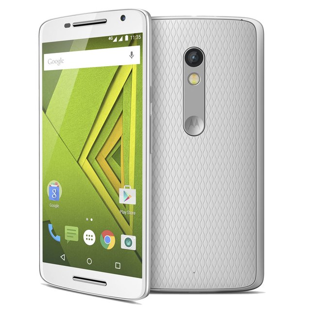 Smartphone Motorola Moto X Play Colors XT-1563 Branco Dual Chip Android Lollipop 4G Wi-Fi 32GB na internet