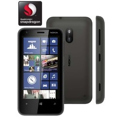 Smartphone Nokia Lumia 620 Preto com Windows Phone 8, Câmera 5MP, Touch Screen, 3G, Wi-Fi - comprar online
