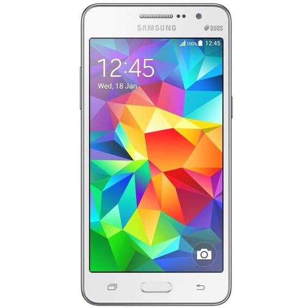 smartphone Samsung Galaxy Gran Prime Duos TV SM-G530h Android 5.1, Video Full HD, multimídia, rádio , TV, e bluetooth, Wi-fi e GPS na internet