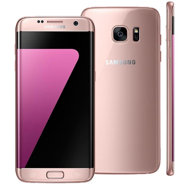 Smartphone SAMSUNG G935 GALAXY S7 EDGE  Android 6.0 Tela 5.5