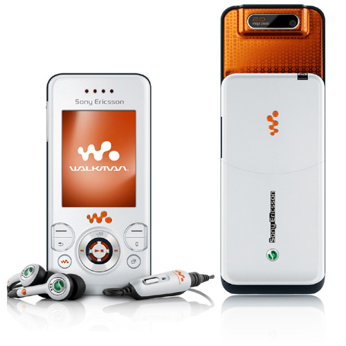 CELULAR SONY ERICSSON W580I Bluetooth, Mp3 Player, Foto 2 Mpx, Quad Band (850/900/1800/1900)