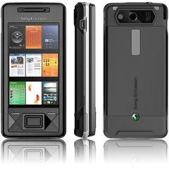 CELULAR Sony Ericsson Xperia X1 bluetooth, Wi-fi e GPS, Touchscreen E QWERTY, Foto 3.15 Mpx, Windows Mobile 6.1