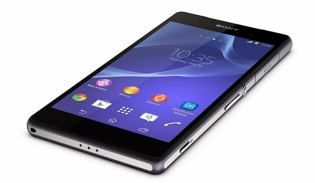 Smartphone Sony Xperia Z2 TV D6543, Quad Core 2.3GHz, Android 4.4, Full HD 5,2