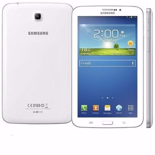 Tablet Samsung Galaxy Tab 3 7.0´ SM-T210 - Android 4.1, Dual Core 1.2GHz, Câmera 3MP, Wi-Fi, Branco na internet