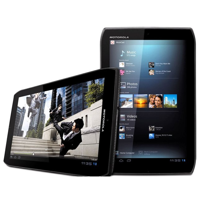 TABLET MOTOROLA XOOM 2 MEDIA EDITION  3G MZ608 COM TELA 8.2