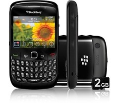 Smartphone Blackberry Curve 8520, Foto 2 Mpx, Blackberry OS, 1 Core 512 MHZ, Quad Band (850/900/1800/1900) - comprar online