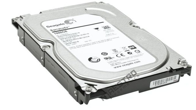 Hd 1tb Sata 6gb/s 7200rpm - 64mb Seagate Barracuda 1000gb - Maestro Informática