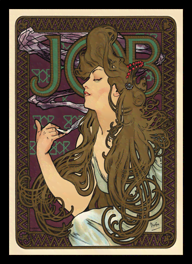 Quadro Poster The Belle Epoque Job