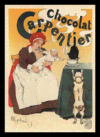 Quadro Poster The Belle Epoque Chocolat Carpentier