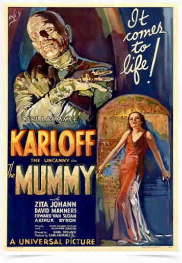 Poster Cinema Filme Mummy