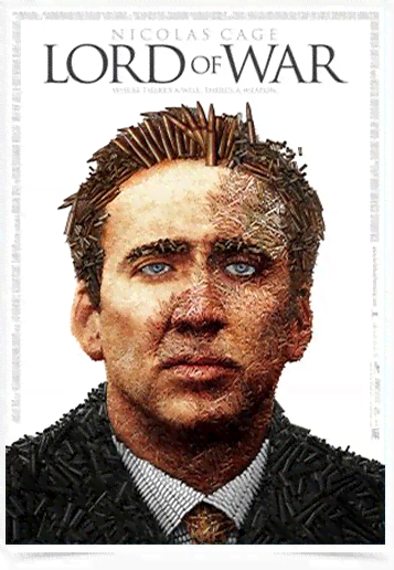 Poster Cinema Filme Lord of War