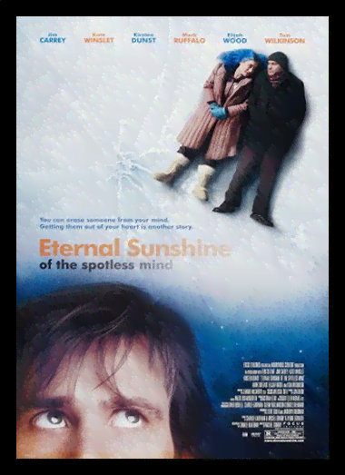 Quadro Poster Cinema Filme Eternal Sunshine