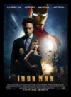 Quadro Poster Cinema Filme Iron Man